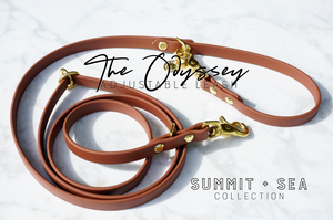 The ODYSSEY, Adjustable Leash, Summit & Sea Collection