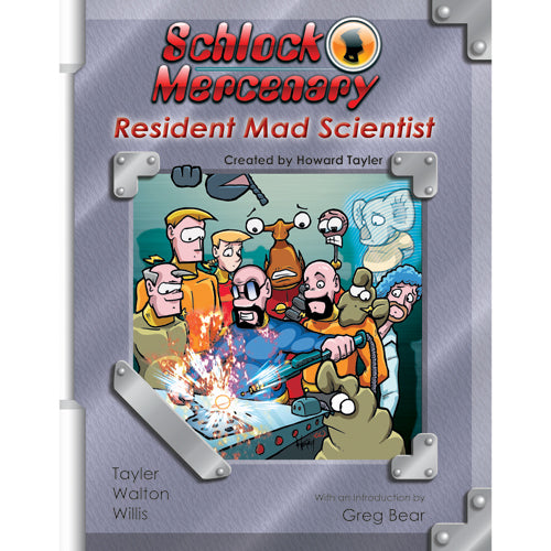 Scratch & Dent Resident Mad Scientist