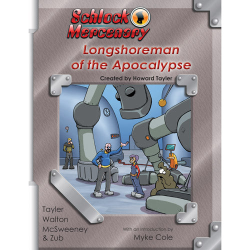 Scratch & Dent Longshoreman of the Apocalypse