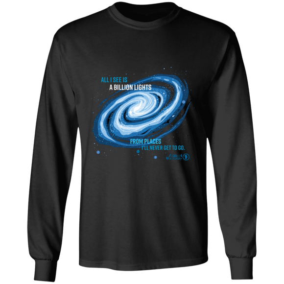 Billion Lights Long Sleeve