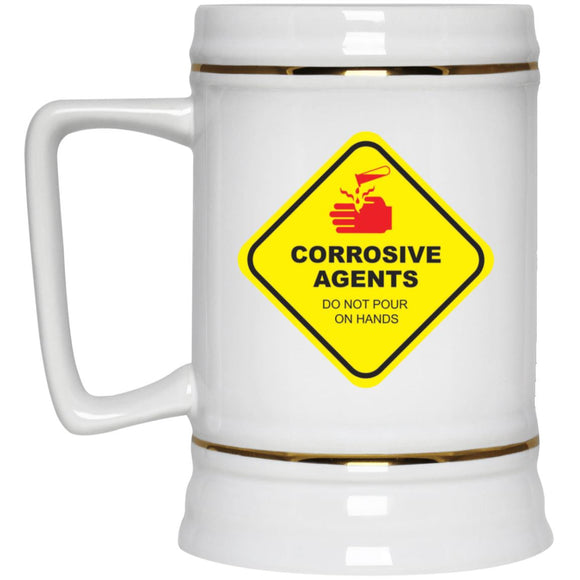 Corrosive Agents Stein