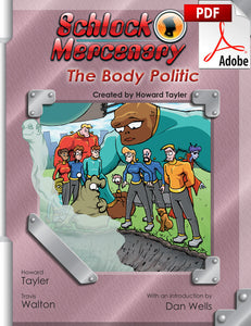 PDF The Body Politic