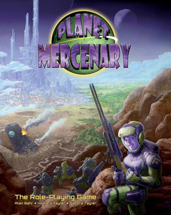 Scratch and Dent Planet Mercenary