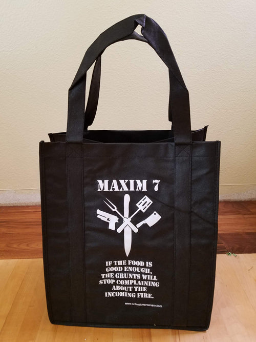 Grocery Bag Maxim 7
