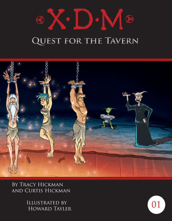 XDM Quest for the Tavern