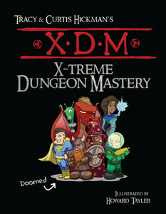 X-treme Dungeon Mastery Triple Signed Edition