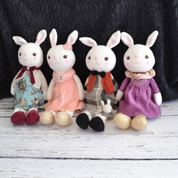 Plush Bunny-Little Spud Boutique-Little Spud Boutique