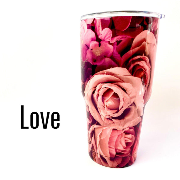 30 oz. Stainless Steel Insulated Cups-Little Spud Boutique-Love-Little Spud Boutique