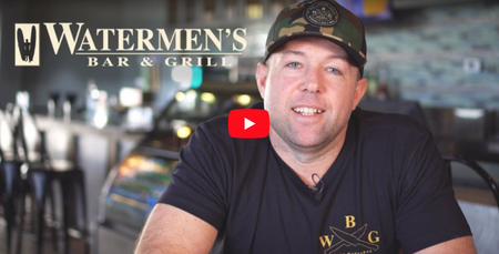 Watermen's Bar & Grill | Behind the Scenes.