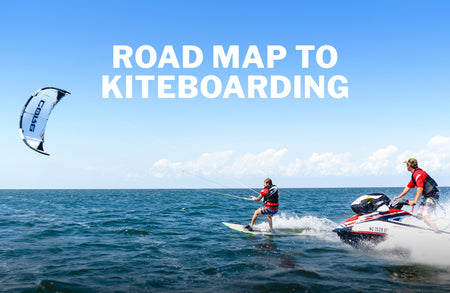 Road Map to Kiteboarding