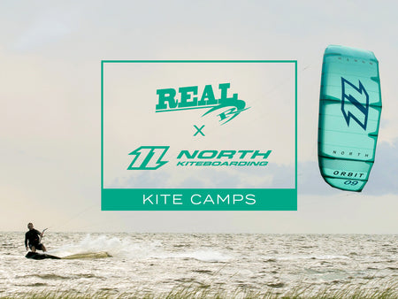REAL x North Kite Camps
