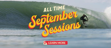 All Time September Surf Sessions