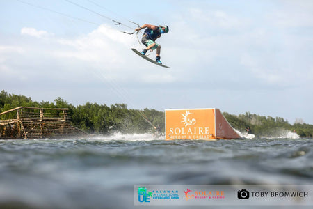 Solaire Blue Palawan Open | Kite Park League First Stop