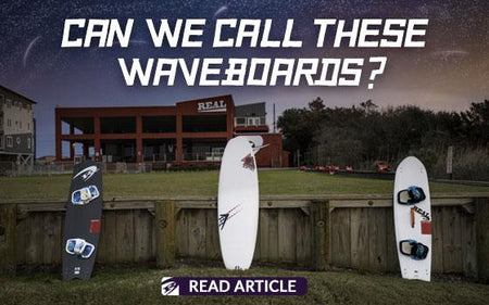 Can we call these wave boards?