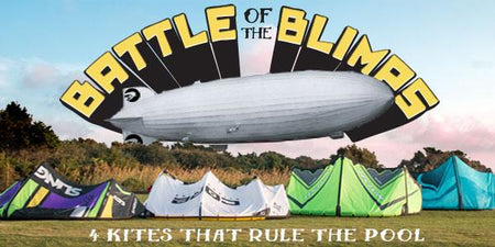 Battle of the Blimps : Four Kites that Rule the Pool