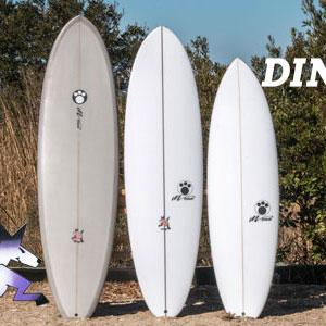 Meet the Dingo Family: 3 new shapes from the mad mind of Maurice Cole