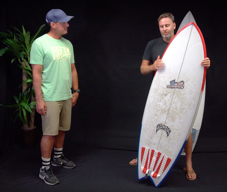 Two Surfboards in a Bag with Matt Biolos + Grom Board 101