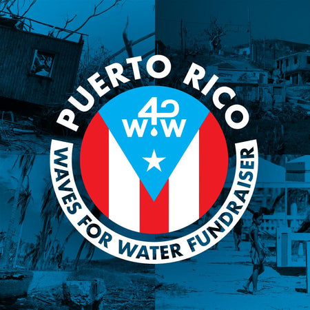 Puerto Rico Waves For Water Fundraiser