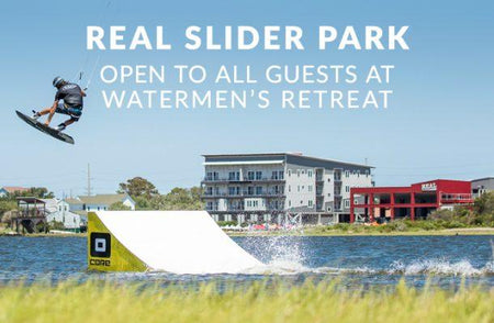 Ride the REAL Slider Park