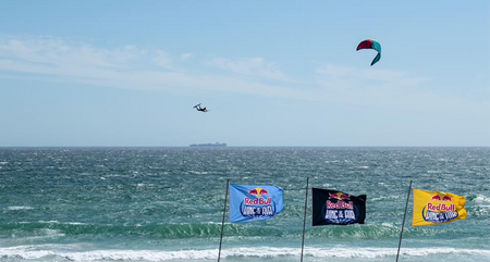Ride with Red Bull King of the Air Kevin Langeree