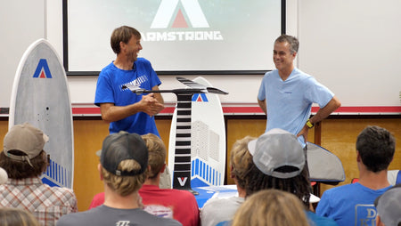 Armie Armstrong | Armstrong Foil Clinic at REAL