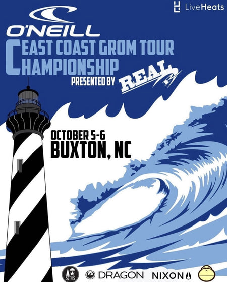 REAL welcomes O'Neill Grom Tour Championship