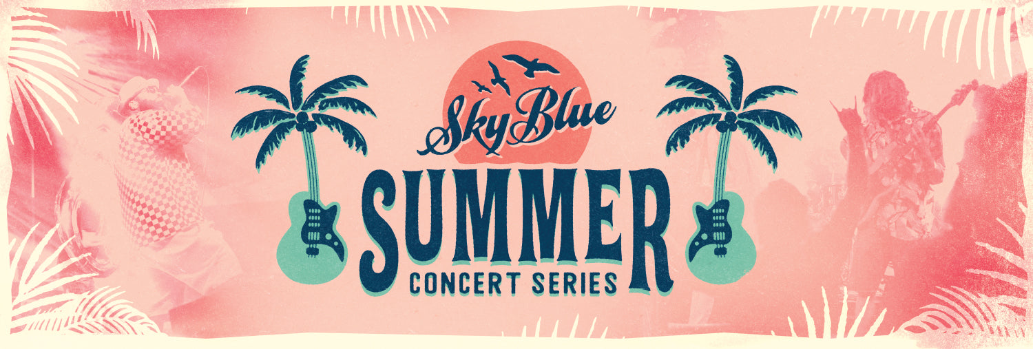 Sky Blue Summer Concert Series