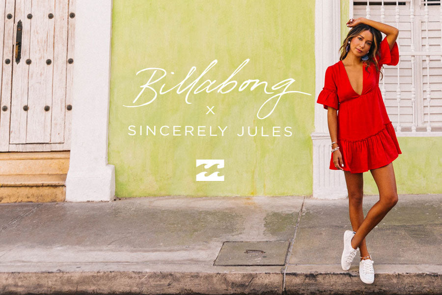 Billabong x Sincerely Jules Collection