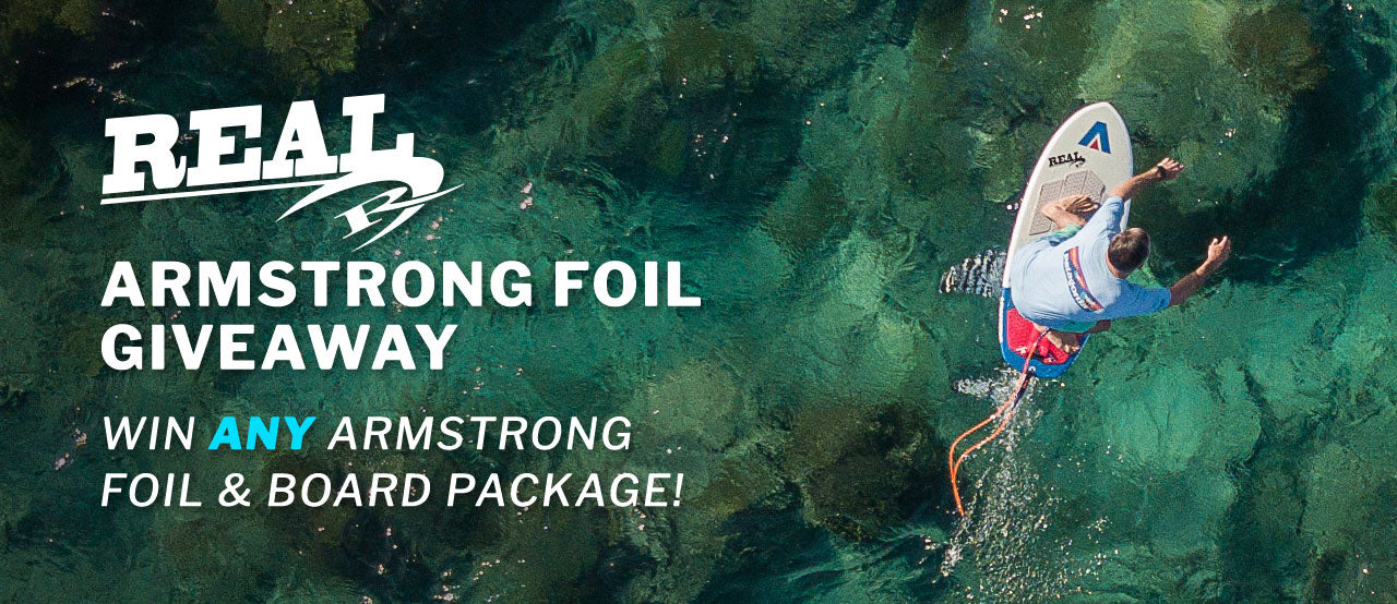 Armstrong Foil Giveaway