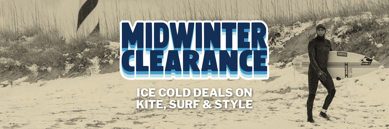 Midwinter Clearance Sale