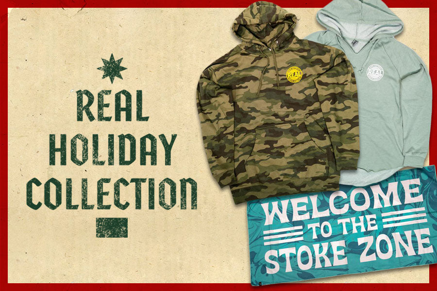 REAL Holiday Collection