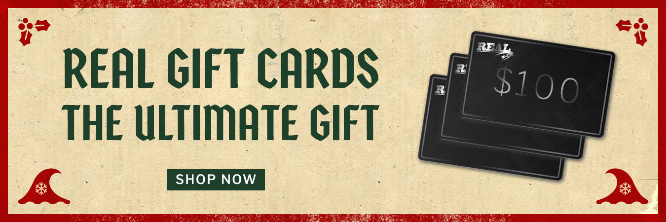 REAL Gift Cards