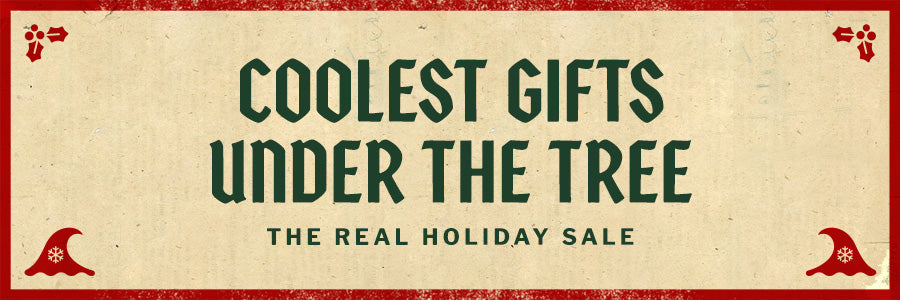 REAL Holiday Sale