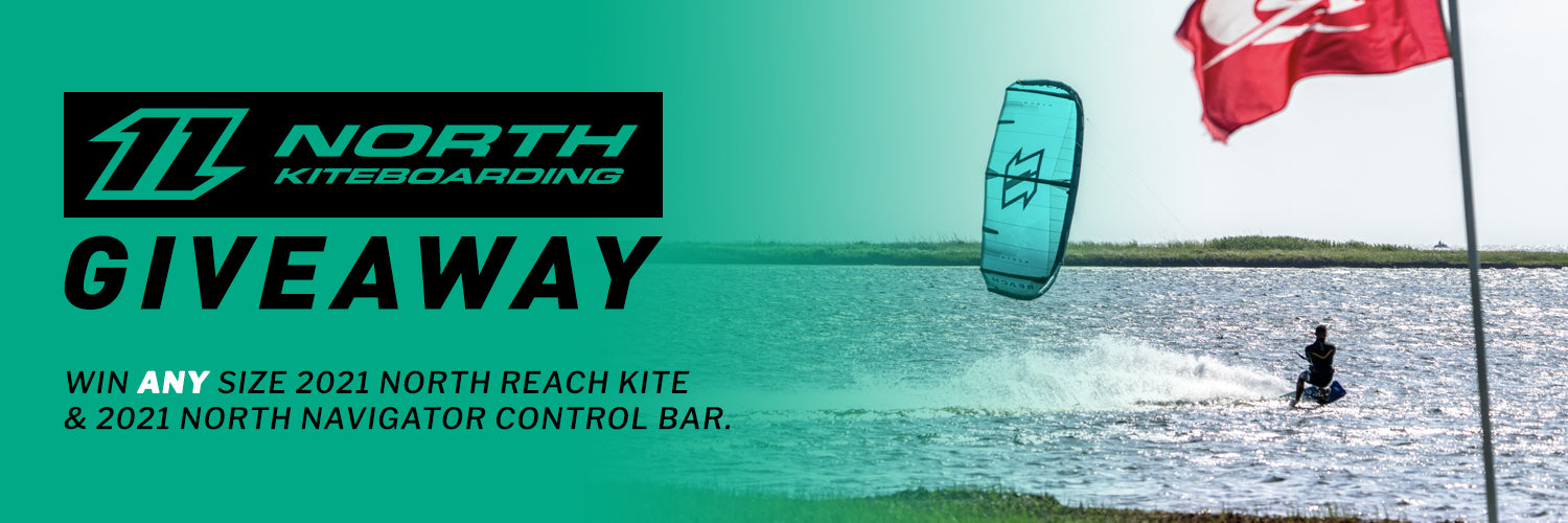North Kiteboarding Giveaway