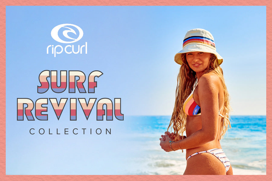 Rip Curl Surf Revival Collection