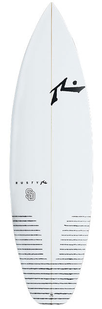Rusty SD Surfboard