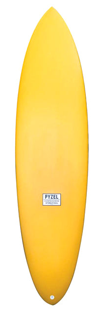 Pyzel Mid Length Crisis Surfboard
