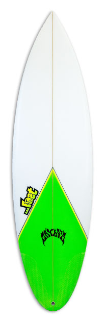 Lost Mini Driver Surfboard
