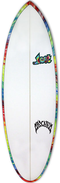 Lost Puddle Jumper Round Pin Surfboard