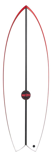 JS Red Baron Surfboard