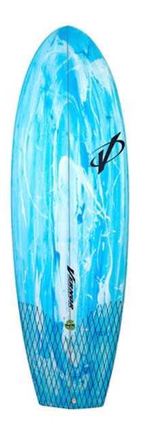 Vernor Mini Simmons Surfboard