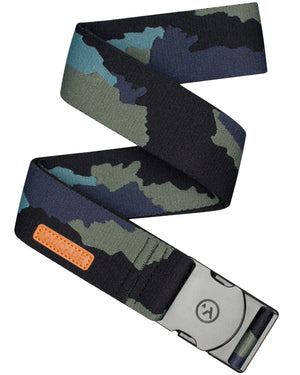 Arcade Ranger Belt-Teal/Deep Sea Camo