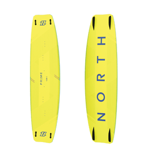 2021 North Prime Kiteboard-Lime