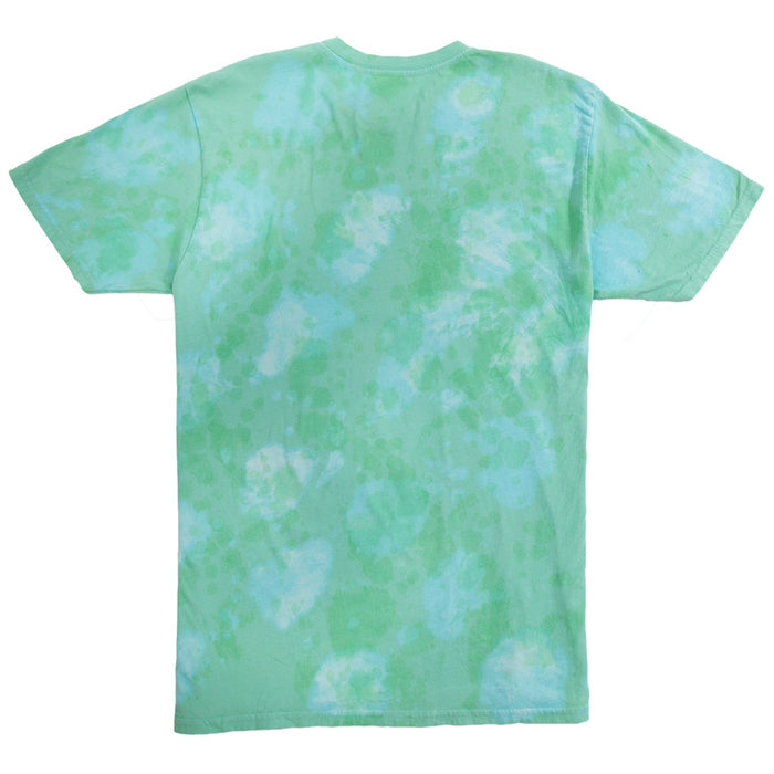 Lost Planet Wash Tee-Mint
