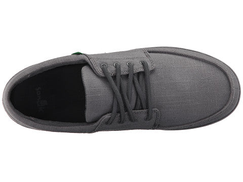 Sanuk TKO Shoe-Dark Charcoal