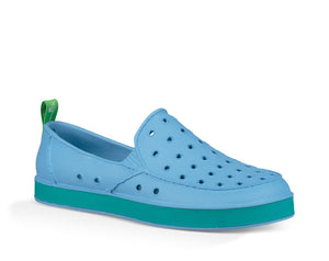Sanuk Lil Walker Kids' Shoe-Alaska Blue