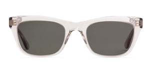 Otis Lyla Eco Sunglasses-Clear/Grey Polar