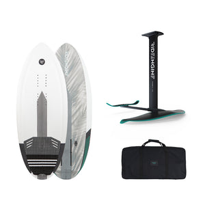 "Ride Engine Escape Pod 4'4"" with Futura Surf 76cm Foil Package"