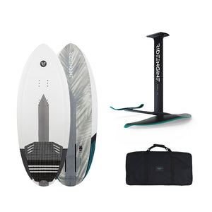 "Ride Engine Escape Pod 4'8"" with Futura Surf 76cm Foil Package"