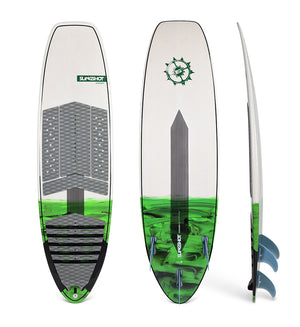 2019 Slingshot Screamer Kitesurf Board-5'6""